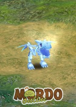 Baby Icy Dragon